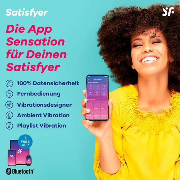 Satisfyer Connect App für Bluetooth - Android + IOS